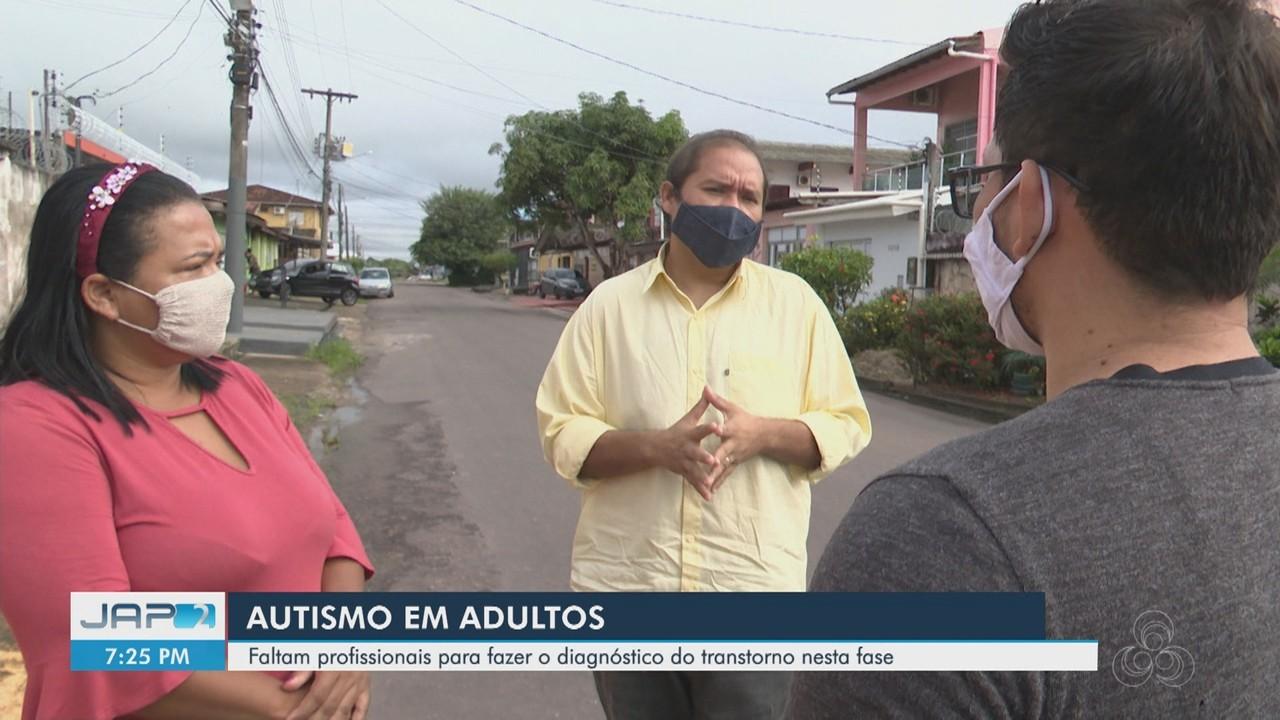 No Amapá, faltam profissionais para fazer o diagnóstico do autismo em adultos