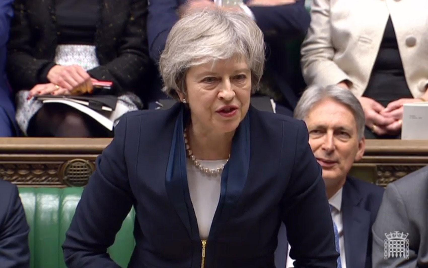 Parlamento britânico vota acordo do Brexit