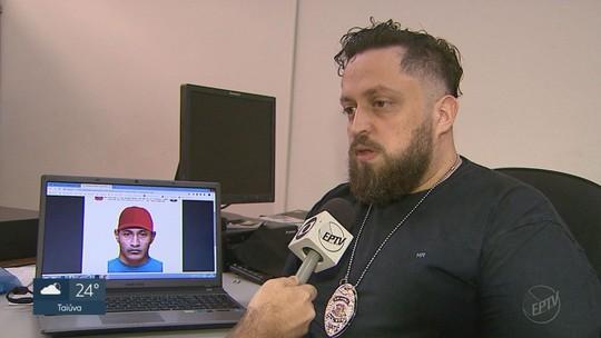 Polícia Civil divulga retrato falado de suspeito de estupros em série em Pitangueiras, SP