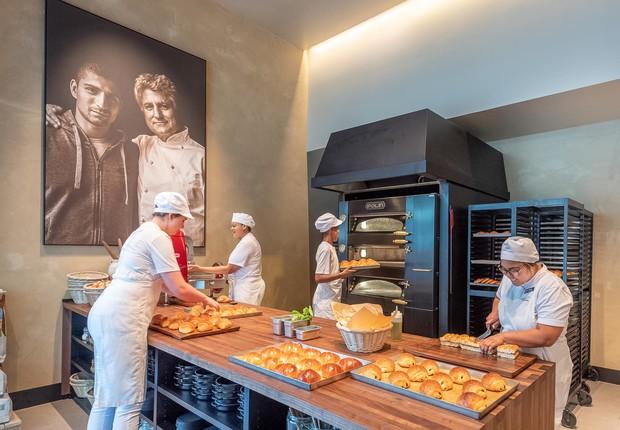 A padaria Princi, do Starbucks, inaugurada em Seattle (Foto: Divulgação)