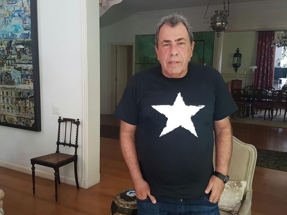 c7e7b30c5b Carlos Augusto Montenegro foi o presidente do título brasileiro de 1995  (Foto  Marcelo Baltar)