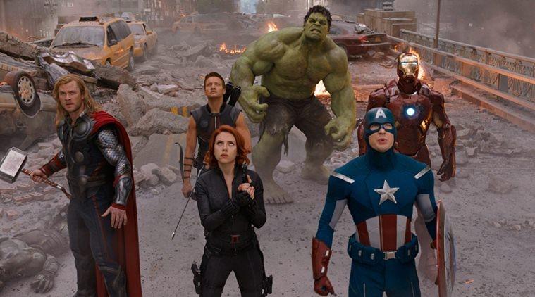 Relembre o início de tudo com Os Vingadores (Foto: Divulgação)