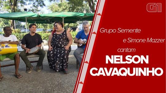 Grupo Semente & Simone Mazzer interpretam Nelson Cavaquinho no Teatro Rival