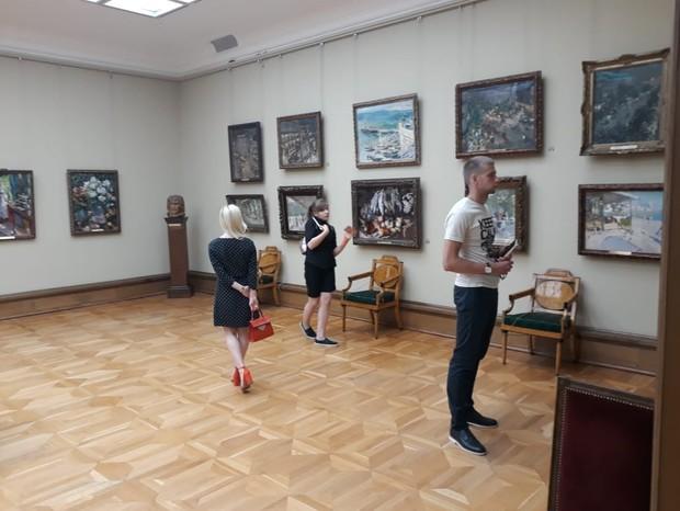 A galeria Tretyakov, (Foto: Pedro Carvalho)