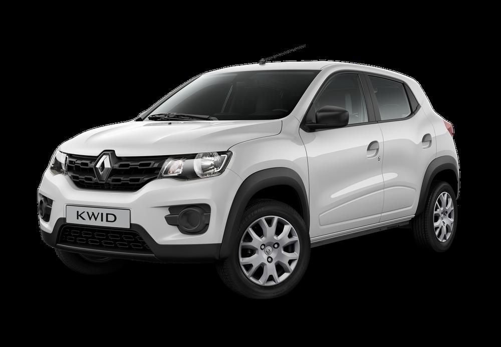 Renault Kwid Life: R$ 29.990