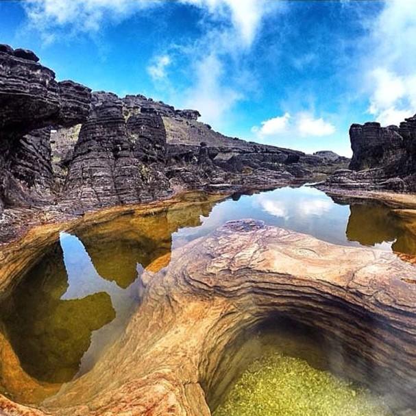 Monte Roraima (Foto: Instagram/Reprodução)