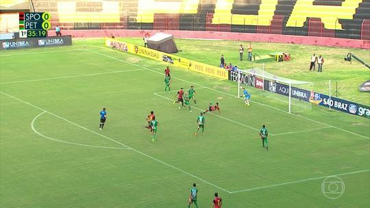 Luan leva disputa de gol mais bonito do Campeonato Pernambucano 2019