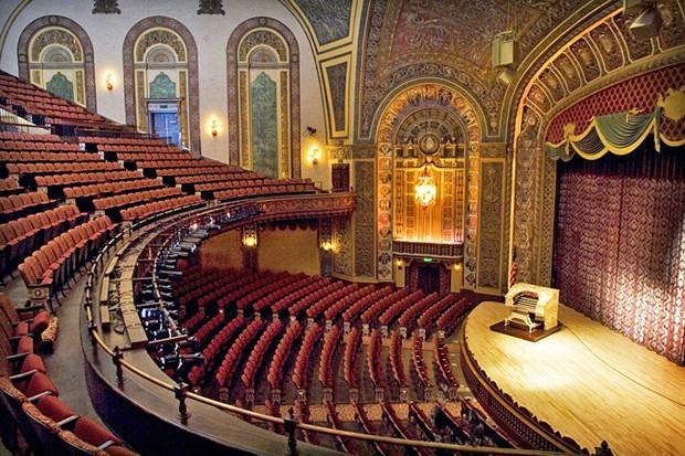 14 teatros americanos históricos (Foto: Divulgação)