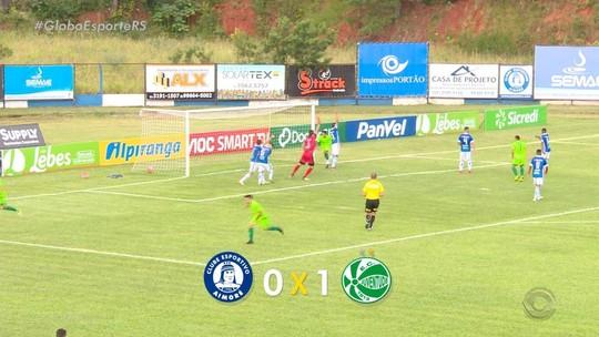 Juventude vence o Aimoré por 1 a 0 no Gauchão