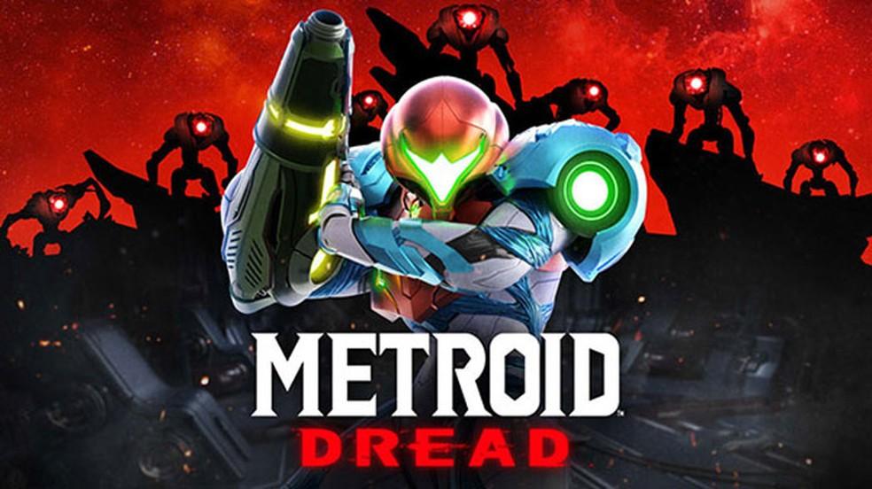 Metroid Dread ganha novo trailer!