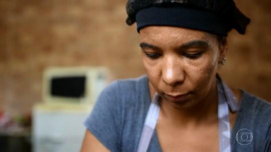 Empreendedora de balas de coco comenta participação no 'Caldeirão': 'Tinha medo de crescer'