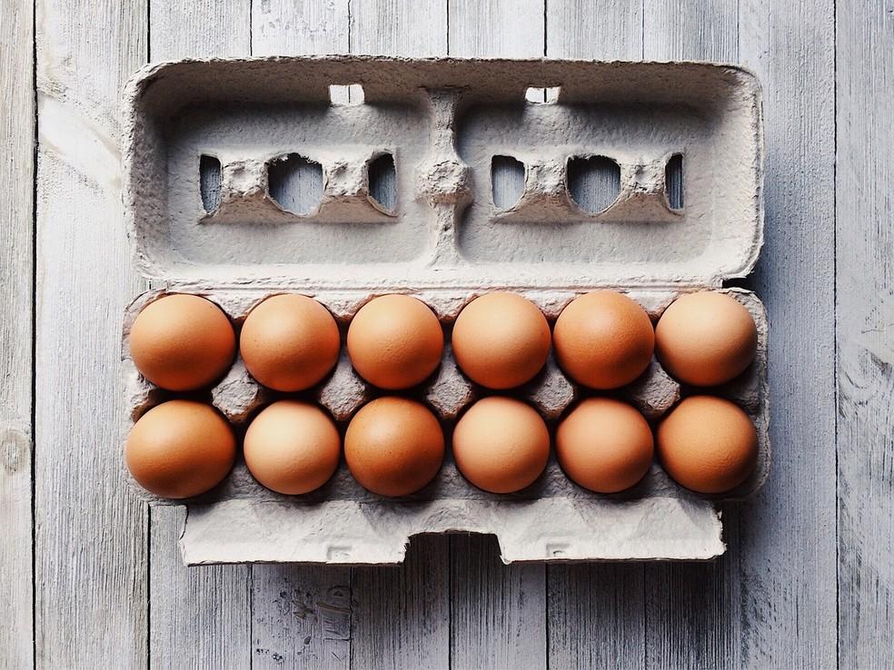 -  Ovos podem ter sido contaminados com Salmonela; 22 pessoas adoeceram segundo o FDA  Foto: Wokandapix/Pixabay