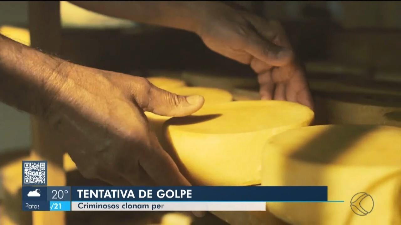 Criminosos usam marca do queijo minas da região da Serra da Canastra para aplicar golpes