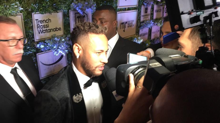 Neymar sobre a Copa: