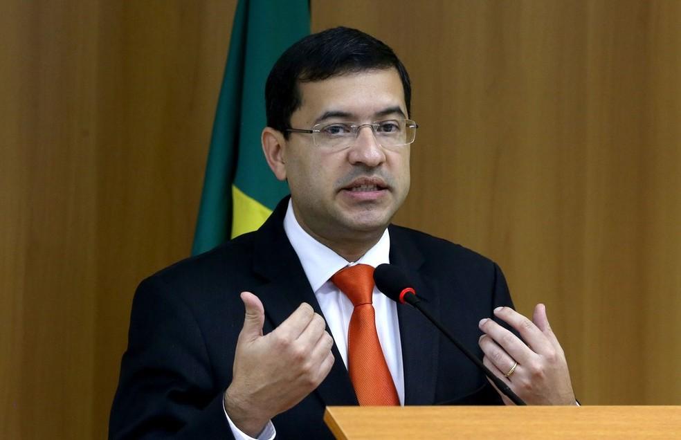 O Advogado-Geral da União, José Levi do Amaral — Foto: Wilson Dias / Agência Brasil