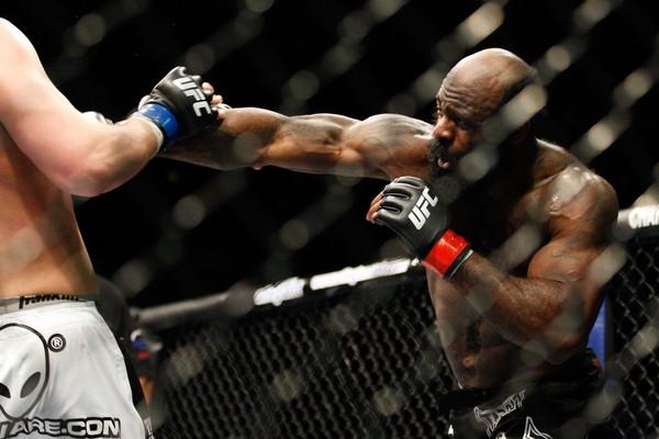 O lutador Kevin Kimbo Slice Ferguson (1974-2016) (Foto: Getty Images)