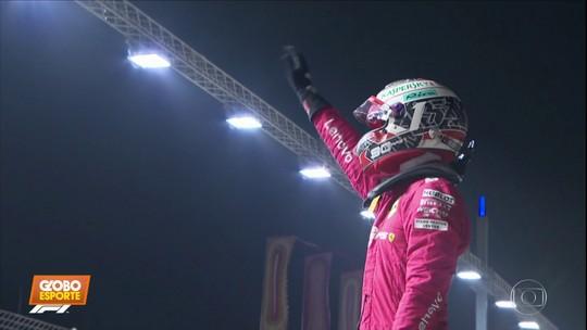Fórmula 1: Leclerc, da Ferrari, faz a pole no GP de Singapura