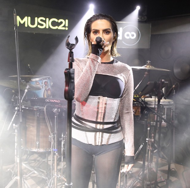 Cleo (Foto: Manuela Scarpa/Brazil News)