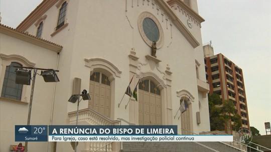 Padre diz que bens de bispo são incompatíveis com vida religiosa e fiéis comentam renúncia em Limeira