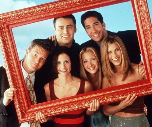Friends (Foto: Divulgação)