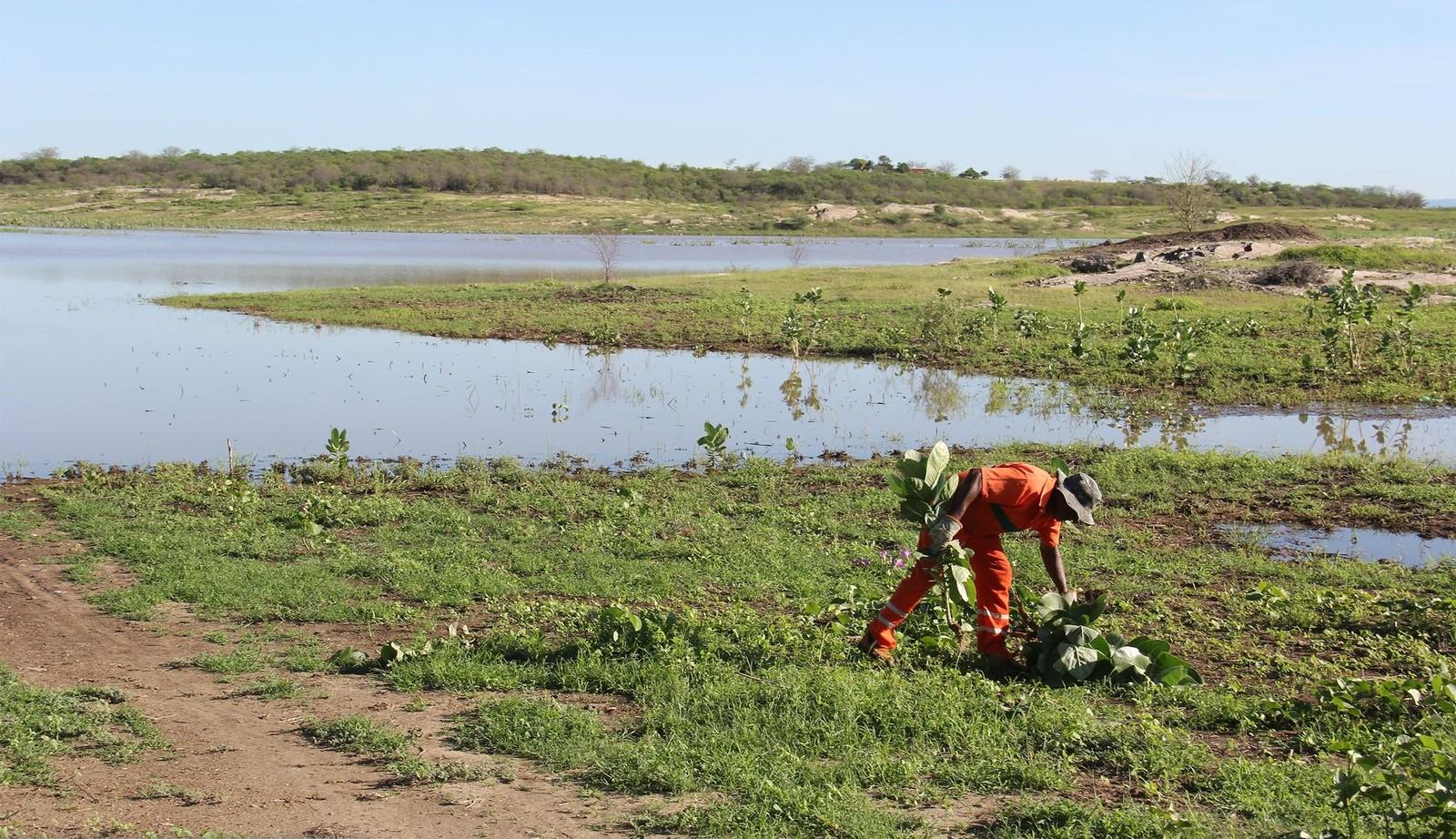 Após quatro meses, cidade de Cruzeta volta a ter colapso no abastecimento de água