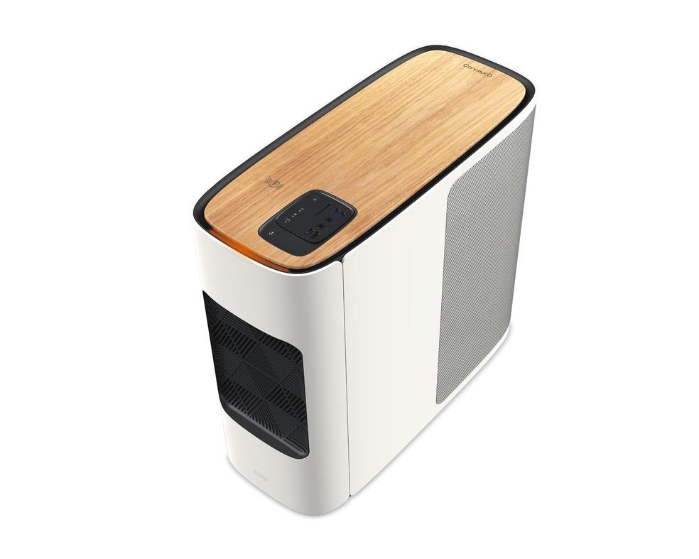 Desktops ConceptD podem ter preço bem salgado — Foto: Divulgação/Acer