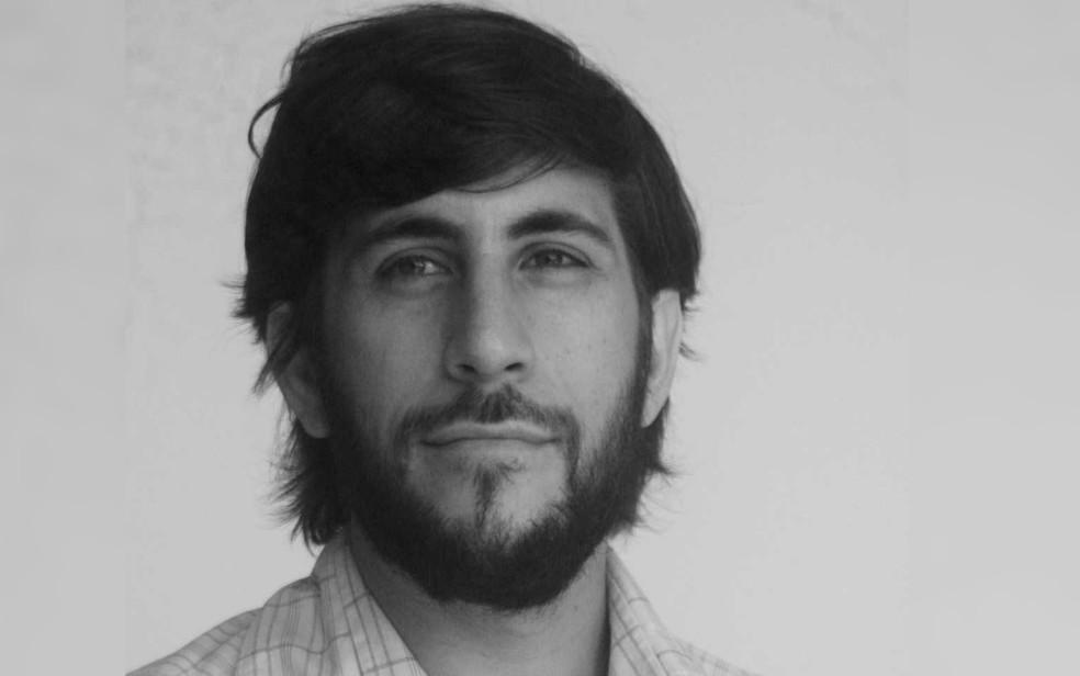 Neurocientista Eduardo Shenberg é responsável pela pesquisa com MDMA, em Goiânia (Foto: Mayara Jardim/Divulgação)