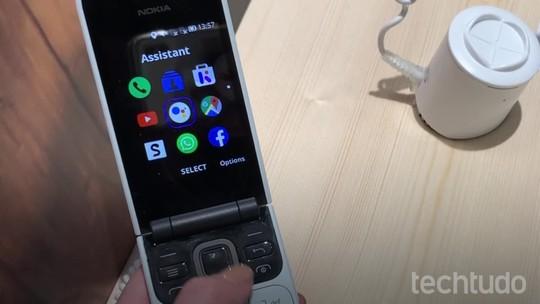 Testamos o Nokia 800 Tough, o novo telefone tijolão indestrutível