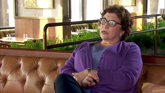 Milênio: a editora-chefe da 'The New Times' de Moscou, Yevgenia Albats