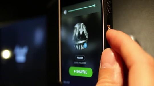 Testamos o Marshall London Phone: celular traz som com estilo à IFA 2015