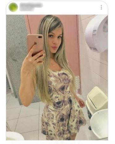 Vídeo que circula na internet pode ser de recepcionista momentos antes de ser morta, em Manaus