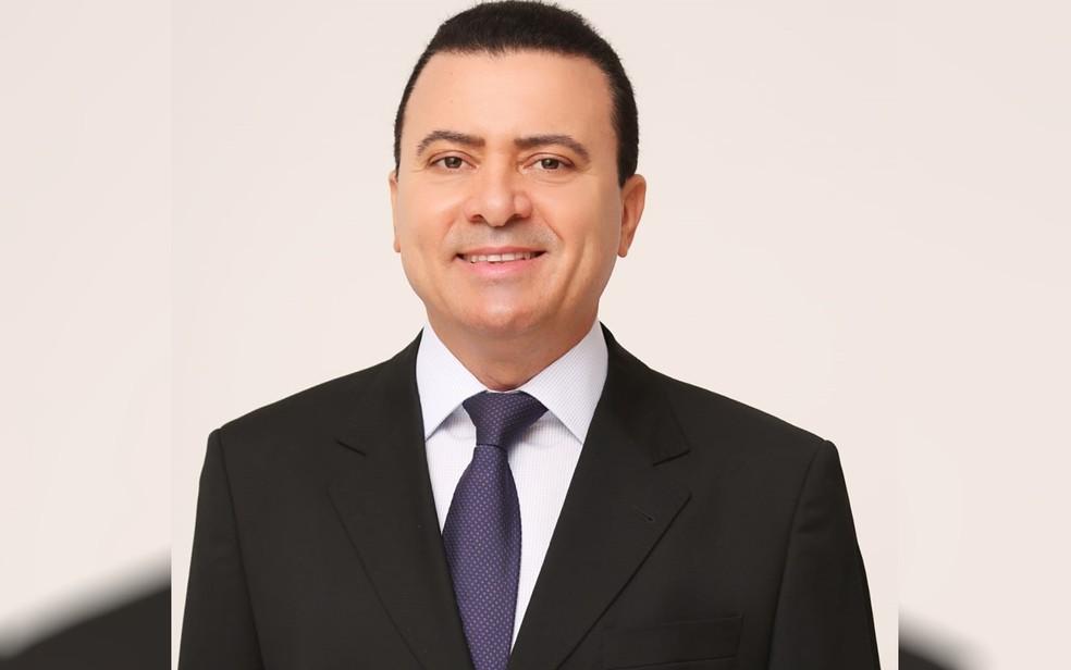 Marcos Ferreira Cabral é o novo secretário de Desenvolvimento Social de Goiás — Foto: Divulgação