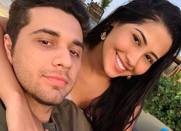 Thaynara OG e Gustavo Mioto (Foto: Reprodução / Instagram)