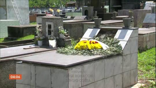 Corpo do ex-candidato a prefeito de Seropédica (RJ) é enterrado