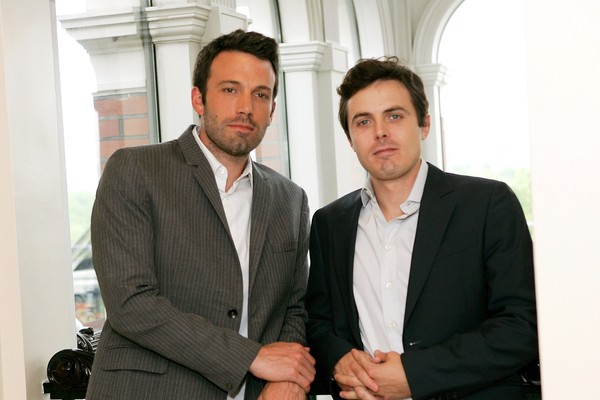 Ben Affleck e Casey Affleck (Foto: Getty Images)