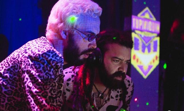 DJs da Tupiniquim