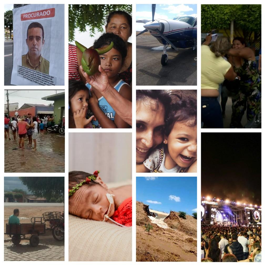 Fatos que marcaram o Sertão de Pernambuco em 2018 — Foto: G1 Petrolina