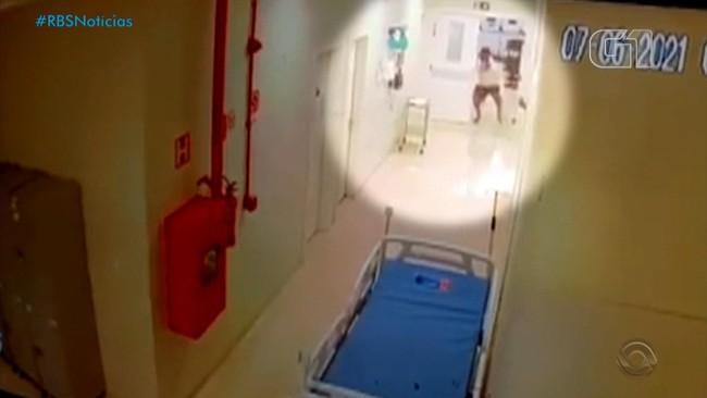 Agente da Susepe é morto durante resgate de preso em UPA de Caxias do Sul | Rio Grande do Sul | G1