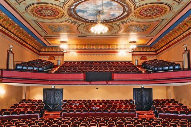 14 teatros americanos históricos (Foto: Mark Kiryluk)
