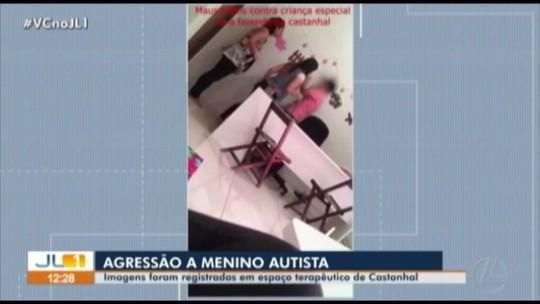 Ministério Público denuncia mulheres acusadas de agredirem criança autista em clínica terapêutica em Castanhal, no Pará