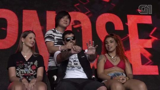 Digital Stage leva até sessão de hipnose ao Rock in Rio; ASSISTA