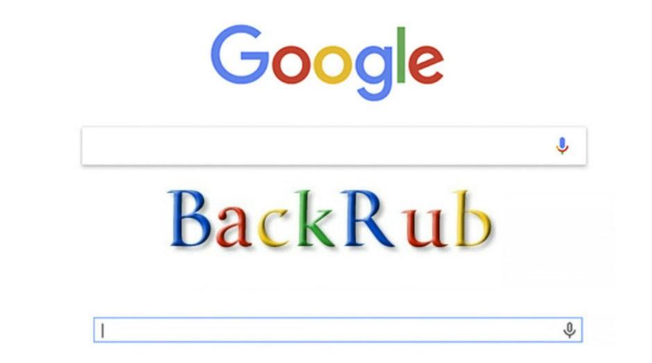 Google deveria se chamar Backrub, mas preferiram manter  (Foto: Reprodução)
