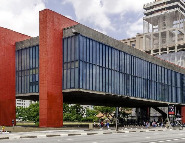 Museu de Arte de São Paulo é referência na cidade (Foto: wikipedia)
