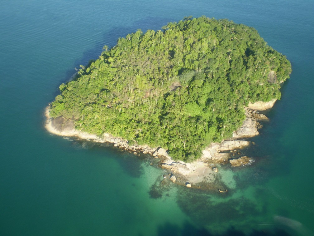 Ilha do Pingo d'água — Foto: Adriana Gomes/ICMBIO/Acervo