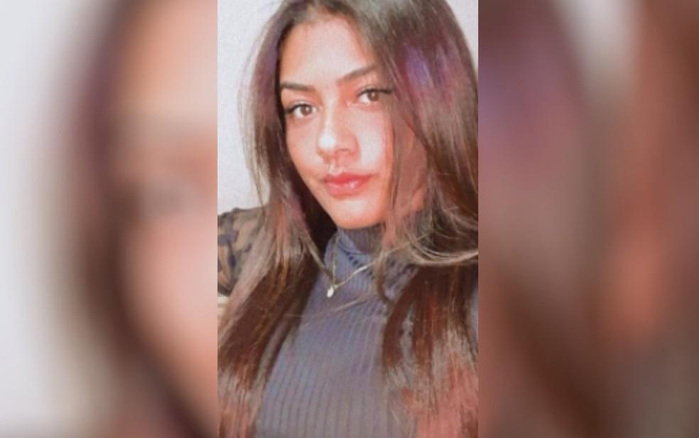 Jovem Yasmin Bialik estava grávida de 3 meses quando foi morta — Foto: Arquivo pessoal