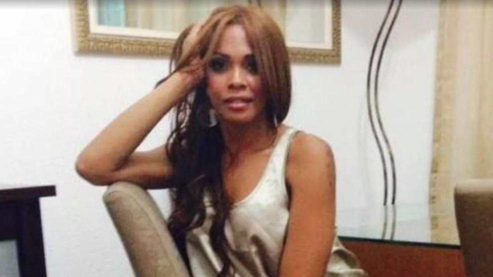 Mirella de Carlo, de 39 anos, morta em Belo Horizonte em fevereiro de 2017 (Foto: Facebook/Reprodução)