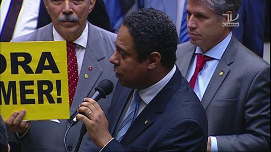 Deputado Orlando Silva (PCdoB-SP) anuncia voto