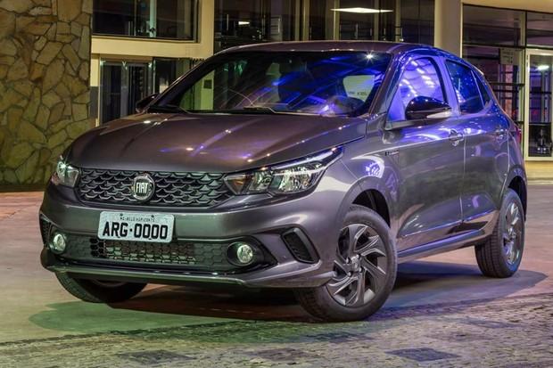 Fiat Argo e Cronos S-Design  (Foto: Divulgação )