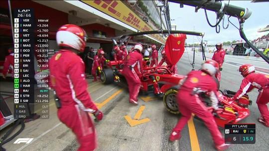 Hamilton pede calma e diz que vitória não significa novo domínio da Mercedes
