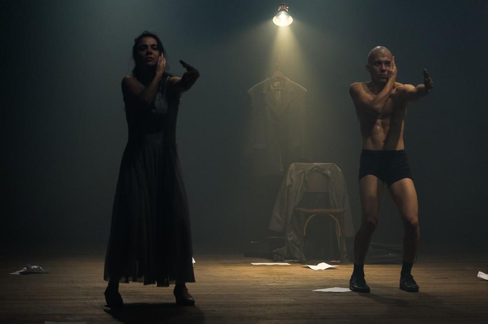 """Espetáculo """"Três mulheres e um bordado de sol"""" estreou em 2014 (Foto: Welligton Dantas/Divulgação)"""